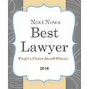 novi new best lawyer