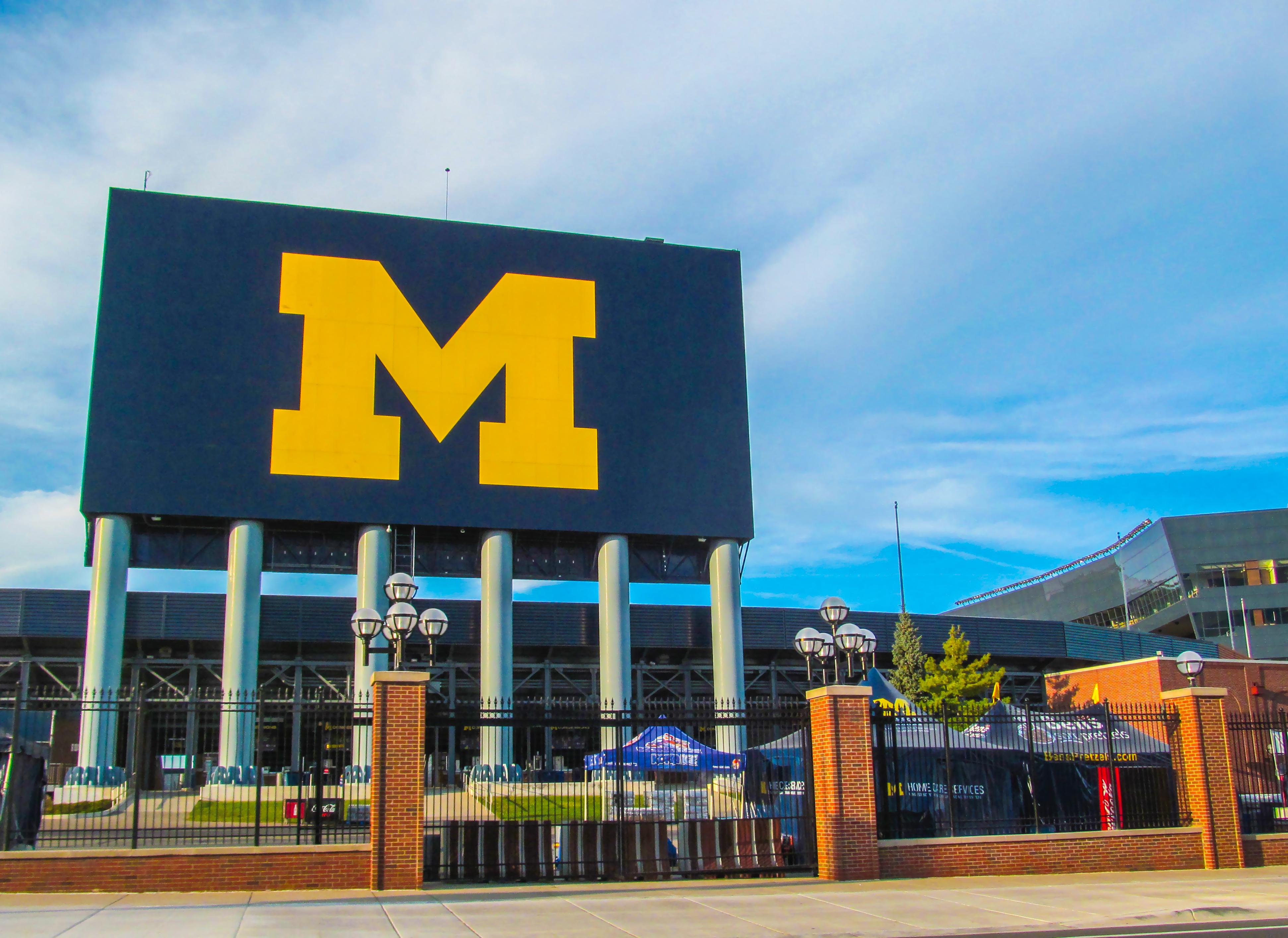 University of michigan stadium ann arbor